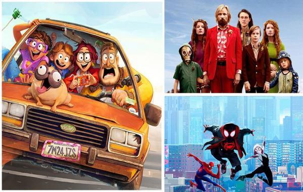 10 فیلم جذاب خانوادگی که شبیه انیمیشن میشل ها علیه ماشین ها هستند