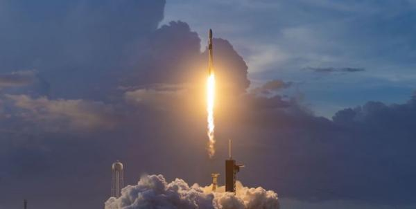بیست ونهمین مجموعه ماهواره های اینترنتی به فضا رفت