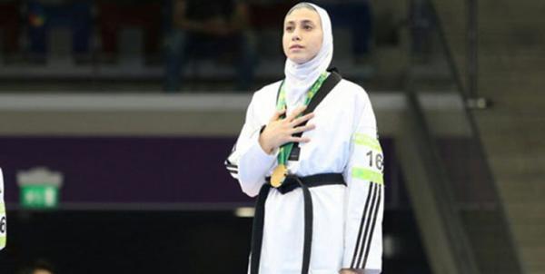 بانوی تکواندوکار ایران المپیکی شد