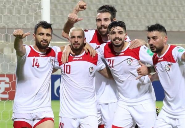 انتخابی جام جهانی 2022، پیروزی آسان سوریه برابر مالدیو