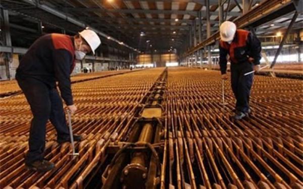 سرمایه گذاری 4 میلیارد دلاری در حوزه توسعه صنعت مس کشور