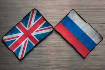 هشدار روسیه به انگلیس در مورد بمباران ناو جنگی انگلیسی، سفیر لندن احضار شد