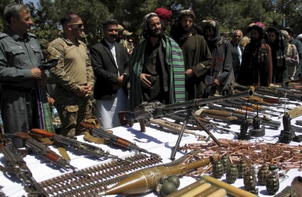 ادعای طالبان: 85 درصد افغانستان تحت کنترل ماست