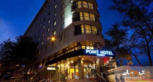 هتل لوکس پوینت تکسیم در استانبول، تصاویر