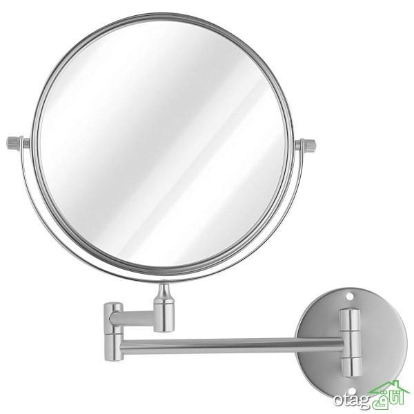 خرید 39 مدل آینه آرایشی بسیار زیبا با قیمت عالی