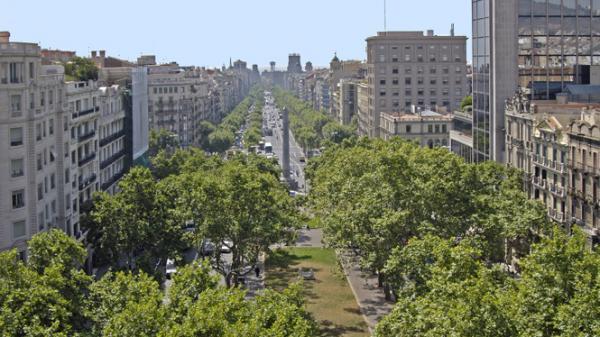 جاذبه های گردشگری بارسلون را بشناسید