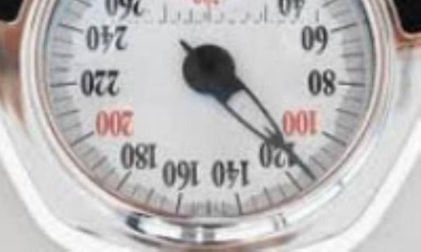 25 کیلو کاهش وزن در 8 ماه